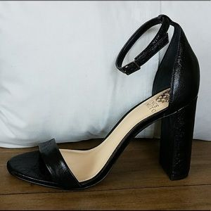 NEW- Vince Camuto Mairana ankle strap heels 8.5